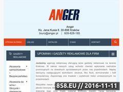 Miniaturka domeny anger-gadzety.pl
