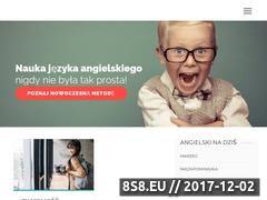 Miniaturka angielski-na-dzis.pl (Angielski na dziś)