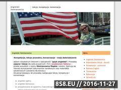 Miniaturka domeny www.angielski-siemianowice.pl
