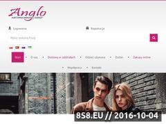 Miniaturka domeny anglo.com.pl