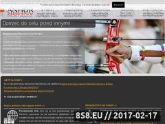 Miniaturka domeny www.anhor.pl