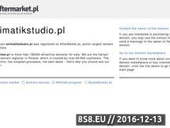 Miniaturka domeny www.animatikstudio.pl