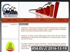 Miniaturka domeny www.ankieter.com.pl