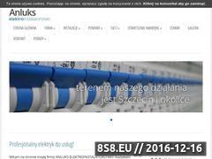 Miniaturka domeny anluks.pl