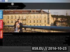 Miniaturka domeny www.annaczernecka.pl