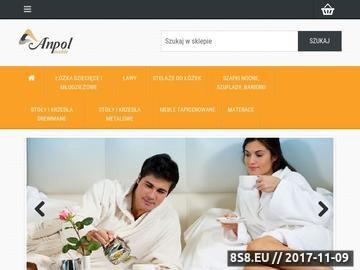 Zrzut strony Anpol - meble systemowe