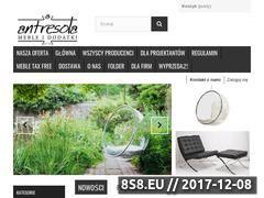 Miniaturka domeny antresola-galeria.pl