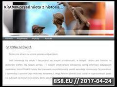 Miniaturka domeny www.antyki.wrotapolski.pl