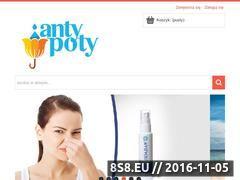 Miniaturka domeny antypoty.pl