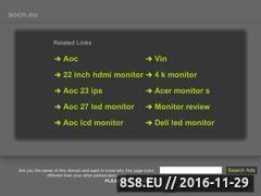 Miniaturka domeny www.aocn.eu