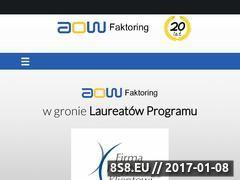 Miniaturka domeny www.aow.pl