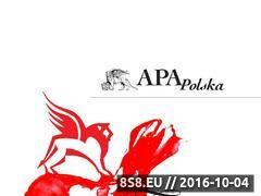 Miniaturka domeny www.apapolska.pl