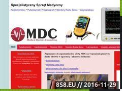 Miniaturka domeny www.aparaturamedyczna.info.pl