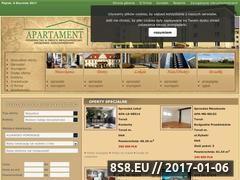 Miniaturka domeny www.apartament4u.pl