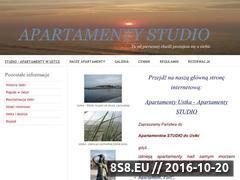 Miniaturka domeny www.apartamentnadmorzem.com