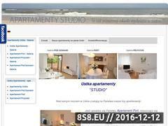 Miniaturka domeny www.apartamentnadmorzem.pl