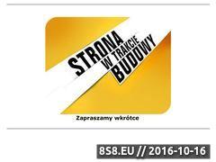 Miniaturka domeny www.apartamenty-gardenia.pl