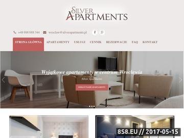 Zrzut strony Wrocław apartamenty