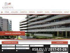 Miniaturka domeny apartamenty-kaskada.pl