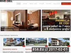 Miniaturka domeny www.apartamenty.wypoczywam.com.pl