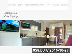 Miniaturka domeny apartamentysienkiewicza.com
