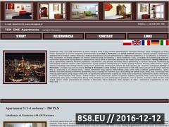 Miniaturka domeny www.apartments.warszawa.pl