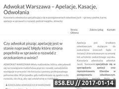 Miniaturka Adwokat Warszawa (www.apelacje.info)