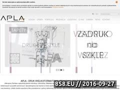 Miniaturka domeny www.apla.eu