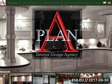 Zrzut strony Reklama Łódź Agencja Aplan