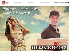 Miniaturka domeny www.apoutlet.pl