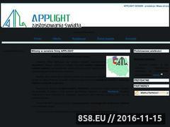 Miniaturka domeny applight.pl
