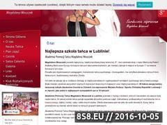 Miniaturka www.apt.lublin.pl (Salsa Lublin - szkoła tańca Lublin i szkoły tańca)