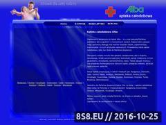Miniaturka www.apteka-alba.com.pl (Apteka Alba)