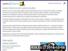 Miniaturka aptekacodzienna.pl (Apteka Codzienna - suplementy diety Kielce)