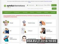 Miniaturka domeny aptekainternetowa24.pl