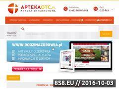 Miniaturka domeny www.aptekaotc.pl