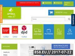 Miniaturka aptekaprima24.pl (Apteka w internecie)