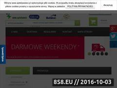 Miniaturka domeny www.aptekawsieci.pl