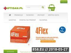Miniaturka aptisan.pl (Apteka internetowa)