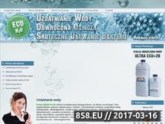 Miniaturka domeny www.aqua-plus.pl