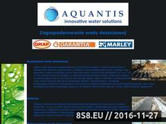 Miniaturka aquantis.pl (Sklep akwarystyczny Aquantis.pl)
