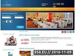 Miniaturka Aquapark, noclegi, pokoje, hotel, SPA i masaże (www.aquapalace.pl)