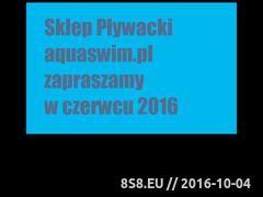 Miniaturka domeny aquaswim.pl