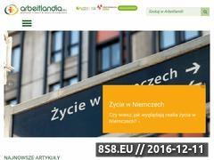 Miniaturka domeny www.arbeitlandia.eu