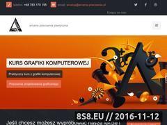 Miniaturka domeny arcana-pracownia.pl