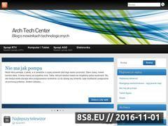 Miniaturka domeny archcenter.org.pl