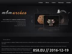 Miniaturka domeny archeologkrakow.pl