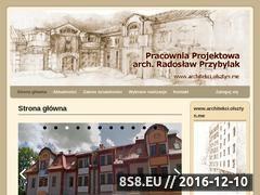 Miniaturka Zajmuję się projektowaniem mieszkań i domów (architekci.olsztyn.me)