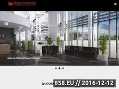 Miniaturka domeny www.architekt-wlodarczyk.pl