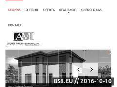 Miniaturka domeny www.architektpoznan.com.pl